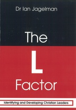 Cover for The L-Factor: Identifying and Developing Christian Leaders