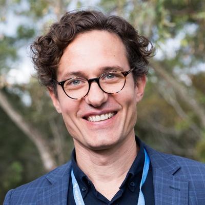 Associate Professor Ben Myers