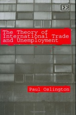 Cover for The Theory of International Trade and Unemployment