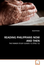 Cover for Reading Philippians Now and Then