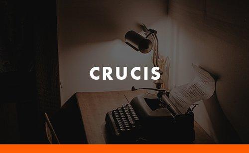 Crucis button