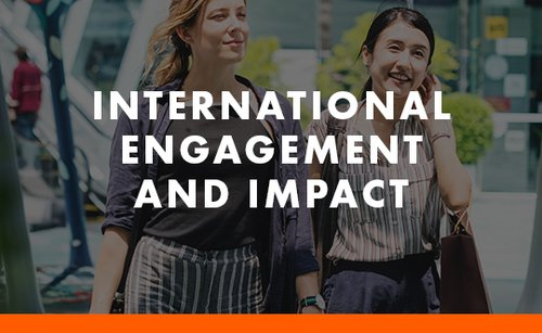 Intl Engagement and Impact