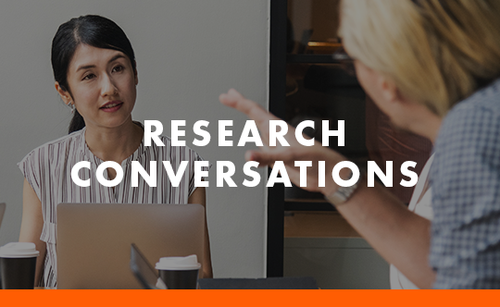 Research Conversations tile