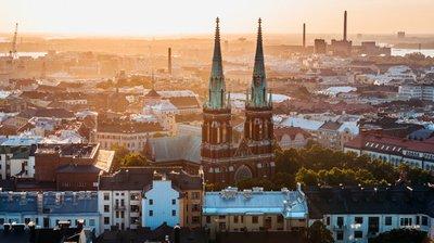Helsinki Finland campus