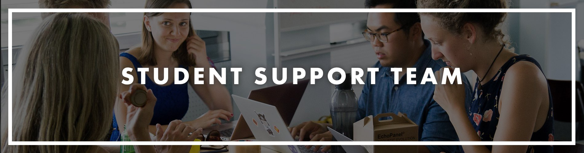 Student Support Team banner