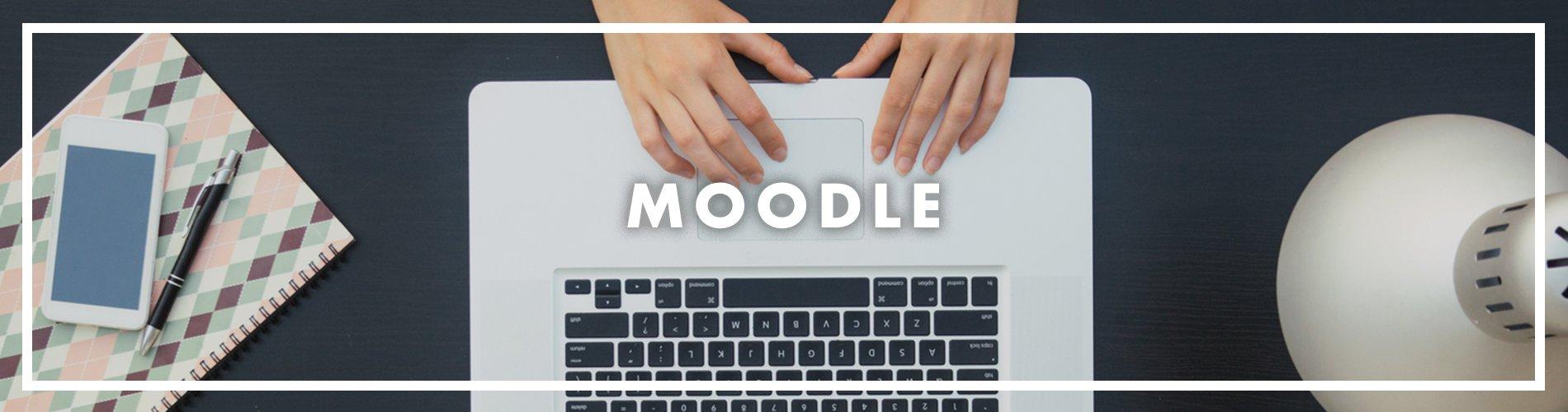 Moodle banner