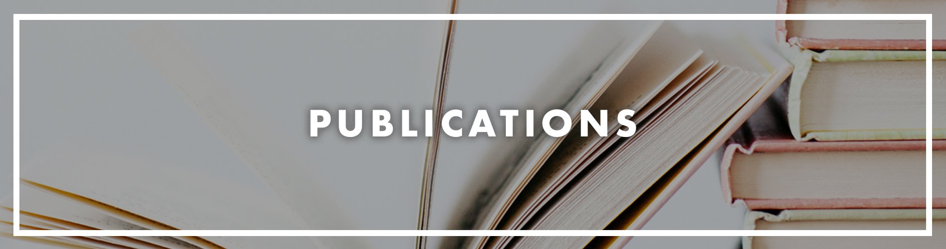 Publications banner