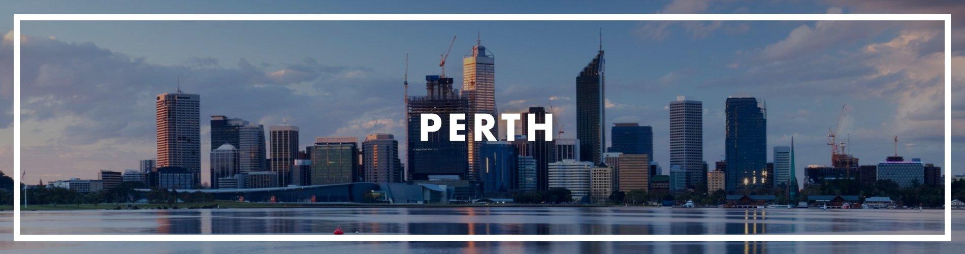 Perth banner