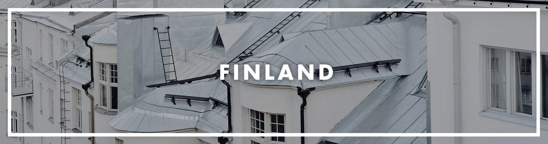Finland banner