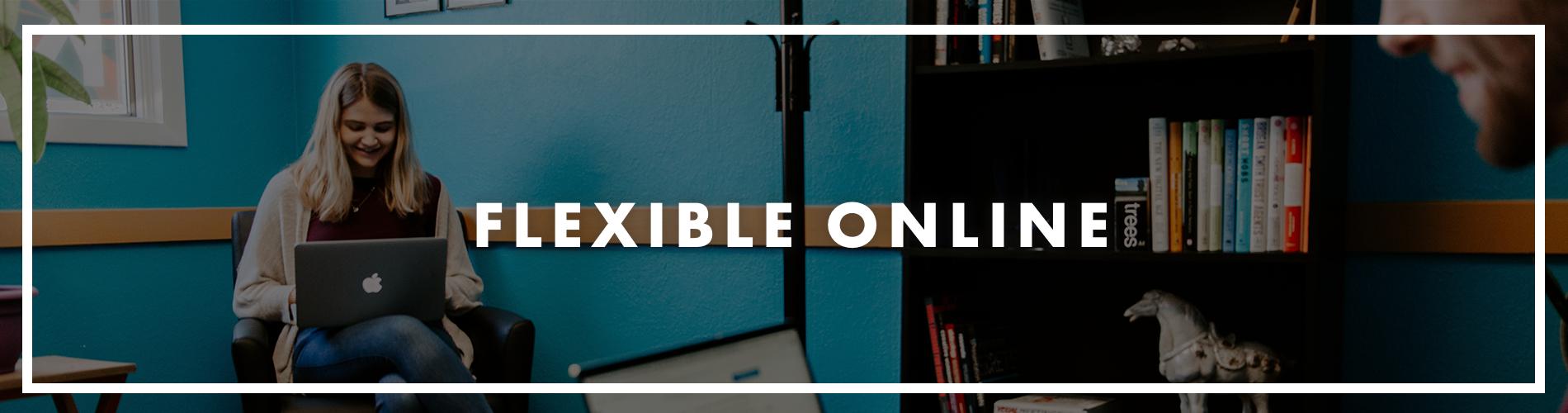 Flexible Online Banner