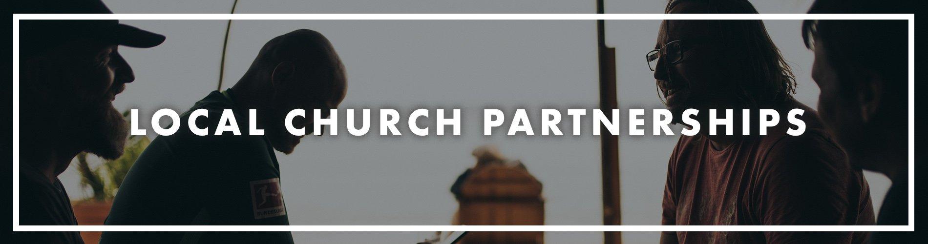 Local Church Partnerships banner