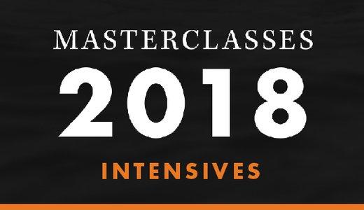 AC2018 Masterclass