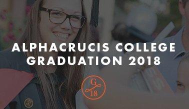 AC Graduation 2018 button