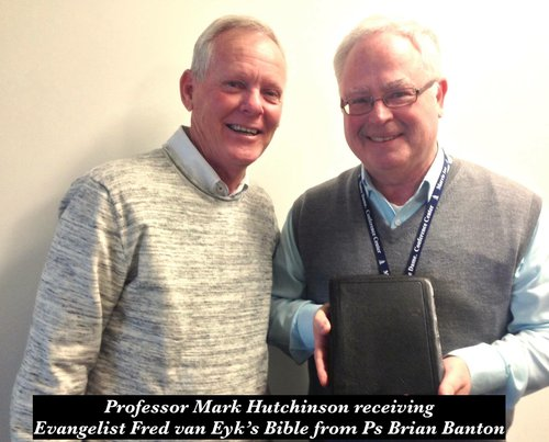 B.Banton and Mark Hutchinson