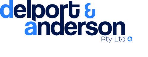 Delport and Anderson logo