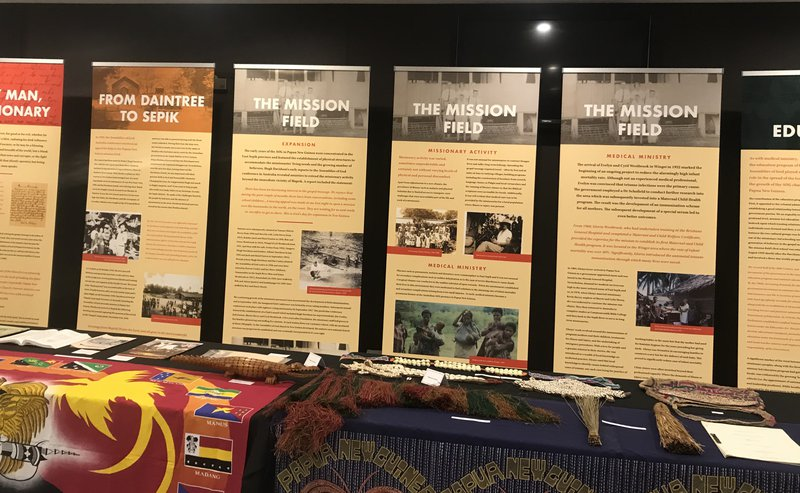 70 years of the Assemblies of God, Papua New Guinea Exhibition