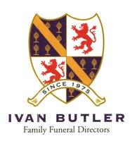 Ivan Butler Funerals logo