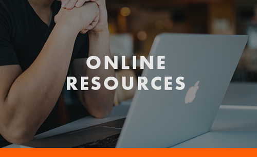 Online Resources tile