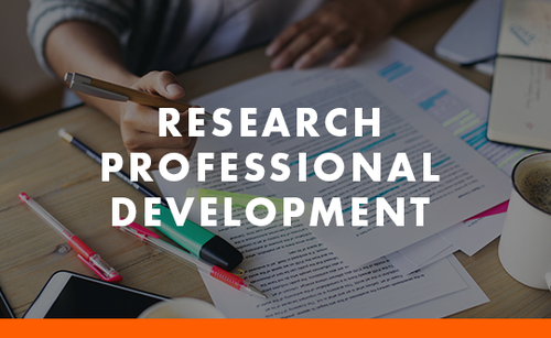 Research Professional Development