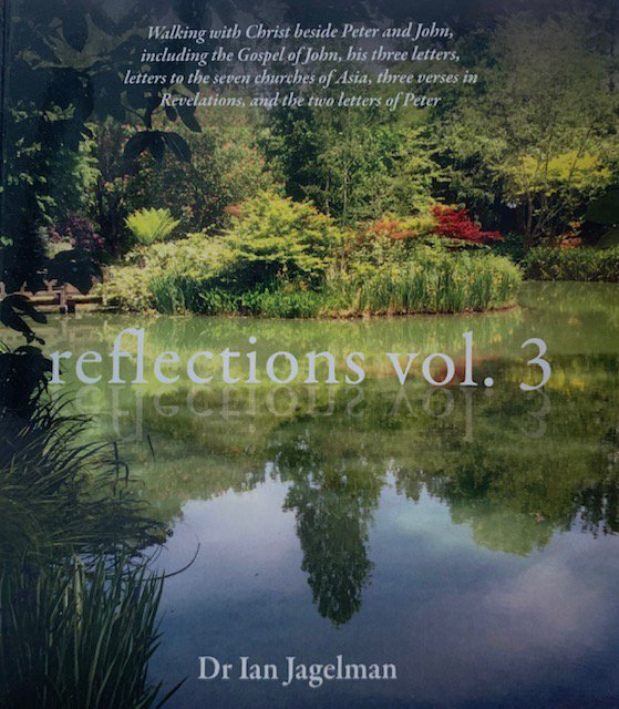Book Launch - Volume 3 - Reflections on Lives with Purpose