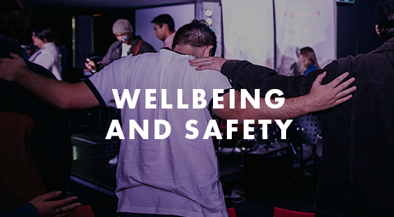 wellbeing and safety