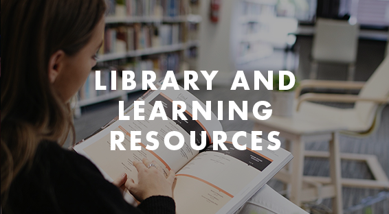 Library and Learning Resources