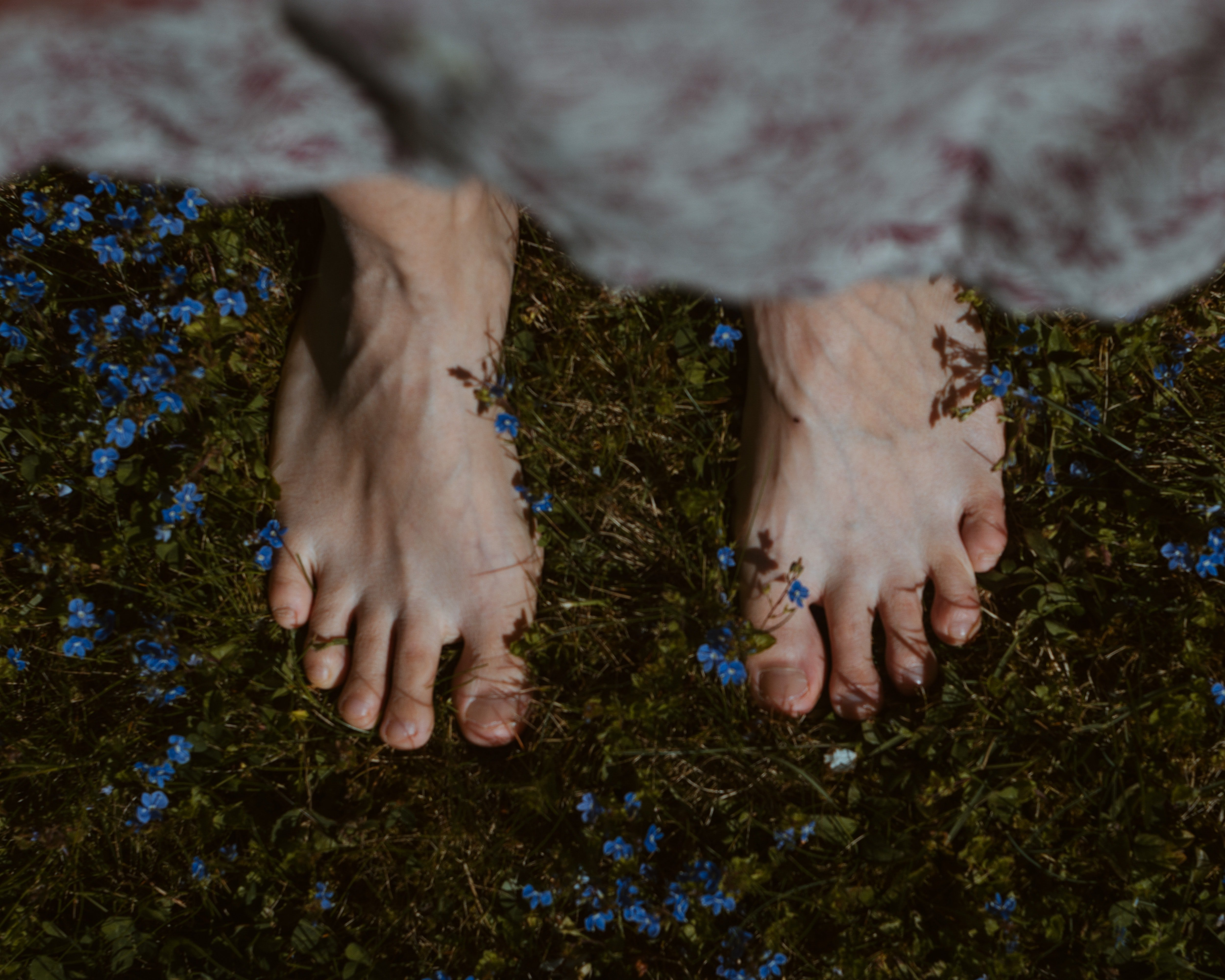 Embodied Encounter: Bare Feet at the Burning Bush
