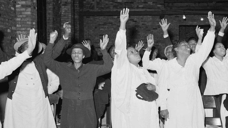 Black Lives Must Matter: A Historical Pentecostal Response
