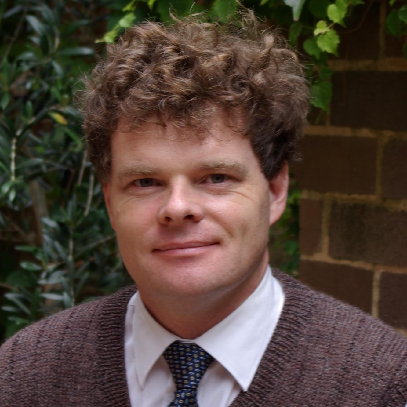 Professor Paul Oslington