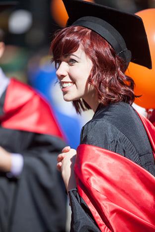 Graduate of Alphacrucis College